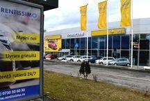 Locatie / Închirieri masini Brasov - Rent a car Brasov