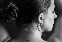 Tattoos / by Allison Parent