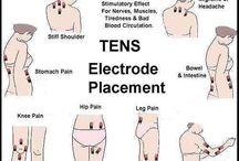 TENS machine/placement info