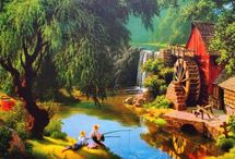 Paul Detlefsen | Maravilha de Pintura!