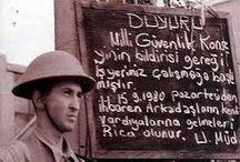 Makale / Her türkü makalelerin bulunduğu panodur