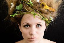 coiffure mère nature