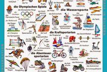 Német szókincs (képpel)