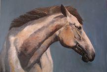 Horse Portraits / by Bo Tamaki
