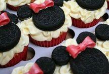 Cupcakes und Cake pops