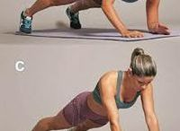 Prancha exercício