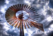 Windmills... / by Bill Shattuck