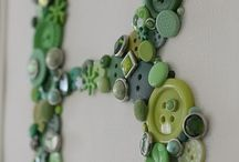 Button Crafts / Crafts to make with buttons