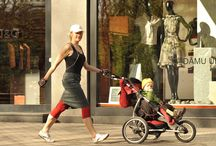 Weight Loss Walking for Moms / How to walk with the stroller and without it to lose weight