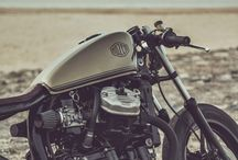 Cx500 inspiration / Motorcycle