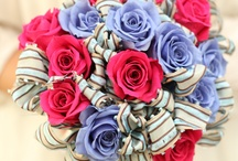 Preserved Flower Blidal Bouquet
