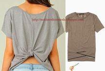 Clothes projecta
