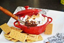 S'More Please! / Just graham crackers, marshmallows, chocolate, and a little bit of heaven. / by Jessica Morris