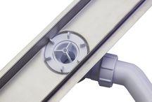Ducha de obra para tu casa / Sistemas lineales de desague