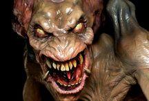 Horror monsters