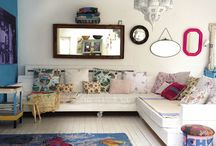 Rooms I'd love to live in. / by carol emma