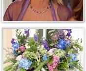 Wedding Flowers / Unique Wedding Flower Designs by 'The Flower Room Belfast'