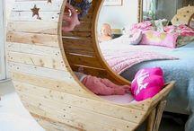 Nursery / kids room / by Miriam Hofman