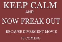 Divergent / by Katie Danner