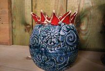 My ceramic creations