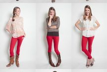 Fashionista / by Redbird Boutique