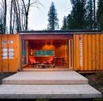 Shipping Container Homes / A new approach for creating compact, inexpensive homes for aging-in-place, additional living space, accommodating storm-damaged homes, or downsizing.