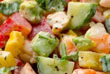 Salads / by Ann Oas