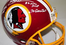 Washington Redskins Sports Memorabilia