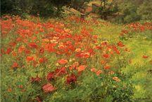 John Ottis Adams July 8, 1851 – January 28, 1927) was an American impressionist painter