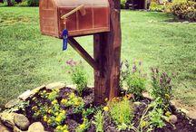 rustic mailbox ideas
