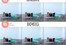Exercise legs