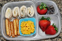 Lunch box ideas / Ideas for good tasting, healthy options for school luch that do not need to be reheated.