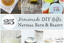 DIY Health and Beauty / Homemade beauty products
