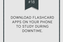 Revision Flashcards / Tips and examples of great flashcard making for revision success! #flashcards #revision