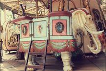 Carousel Carnival Art & Design