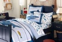 Baby Boy Room / by Laurie Allred