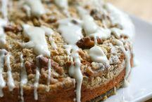 Cakes/brownies / by Malisa Lee