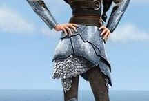 Heather - How to Train your Dragon