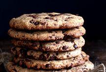 Sweet & Savoury Biscuits, Scones & Slices. / Vegan Sweet & Savoury Biscuits, Scones & Slices.