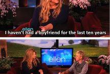 Ellen DeGeneres!!!!!!