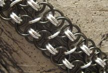 Chainmaille / by Jennifer Vance
