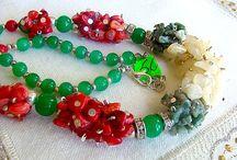 Bijuterii create de mine/My jewelry