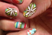 Thirty-One Nail Art / by Kendra Moore