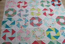 Quilty Pleasures / ...love in every stitch.  / by Terri Reveles
