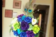 Peacock Wedding / by Sarah Rosler