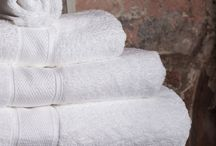 ~Our Towels & Robes~ / Sumptious softness, hotel quality towels and robes to wrap yourself up in.