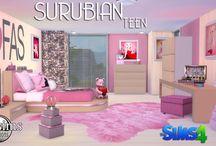 Sims 4 lots