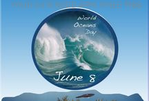 World Oceans Day is June 8th / World Oceans Day, held every June 8th, is the United Nations-recognized day of ocean celebration and action. People all over our blue planet organize celebrations – which  can be a huge event in your community, a special announcement, or anything in between–to support action to protect the ocean.This year,the theme is Healthy oceans, healthy planet, and we're making a special effort to stop plastic pollution.