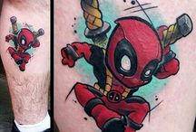 Geek Tattoos