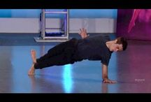 Fave SYTYCD routines / by Susan M